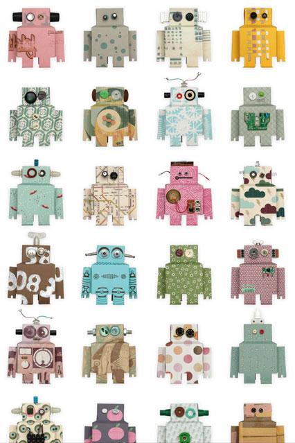 kids robot wallpaper wallpapersafari