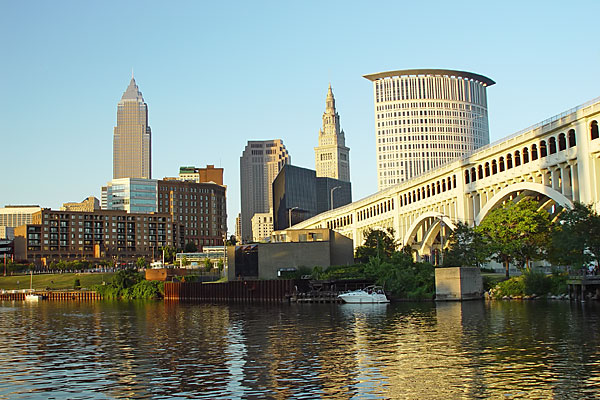 downtown cleveland ohio wallpaper - photo #28