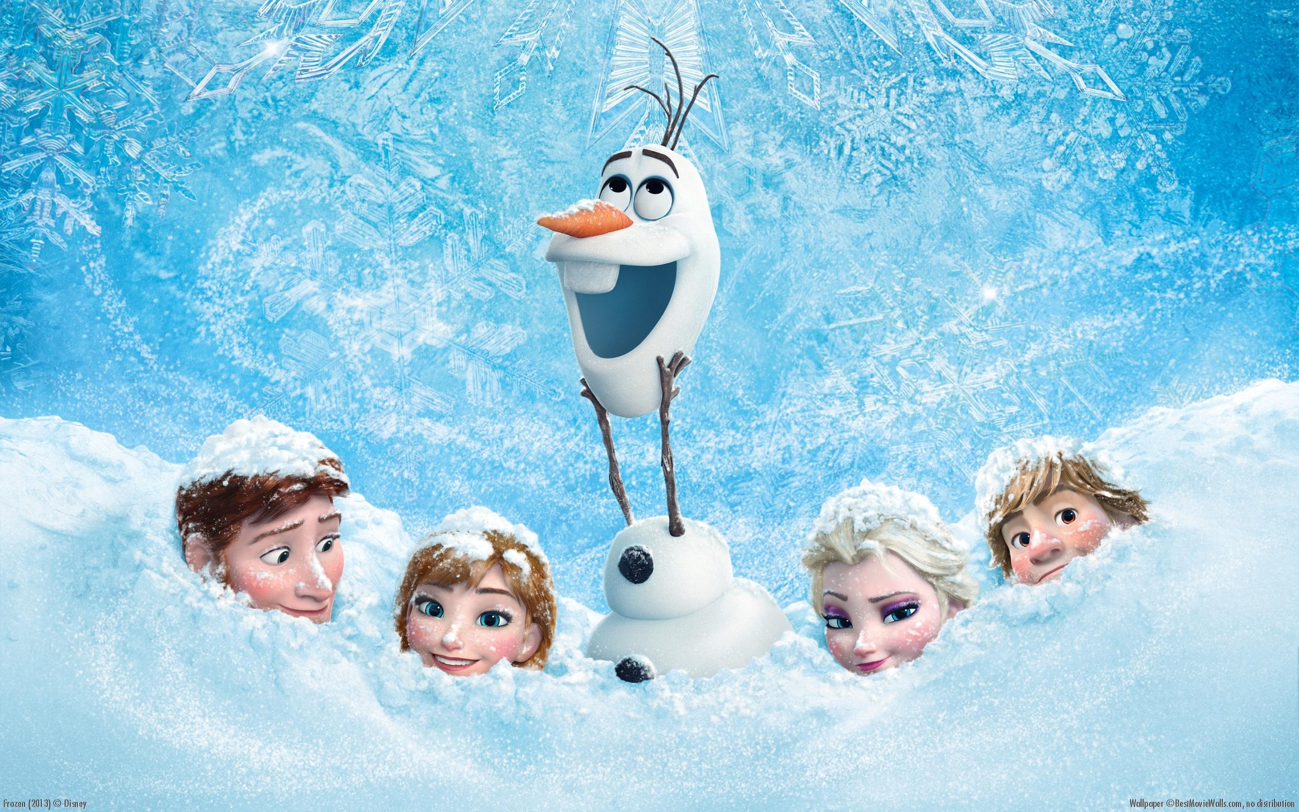 Frozen wallpaper   1047241 2560x1600