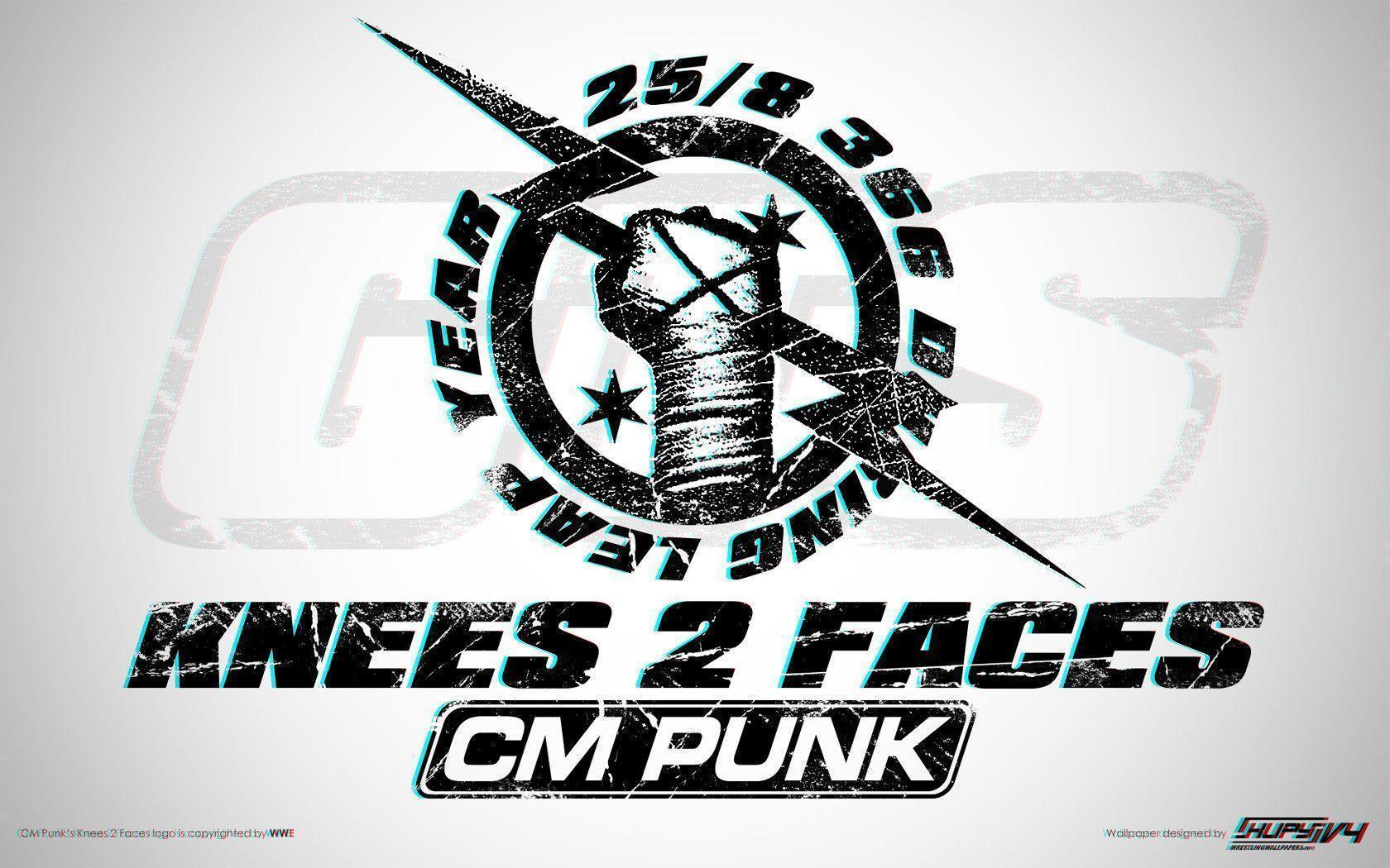 CM Punk Logo Wallpapers 1680x1050