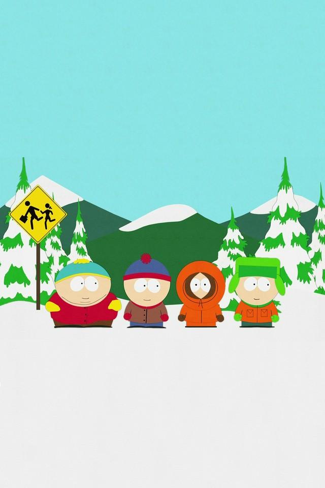 47 South Park Iphone Wallpaper On Wallpapersafari