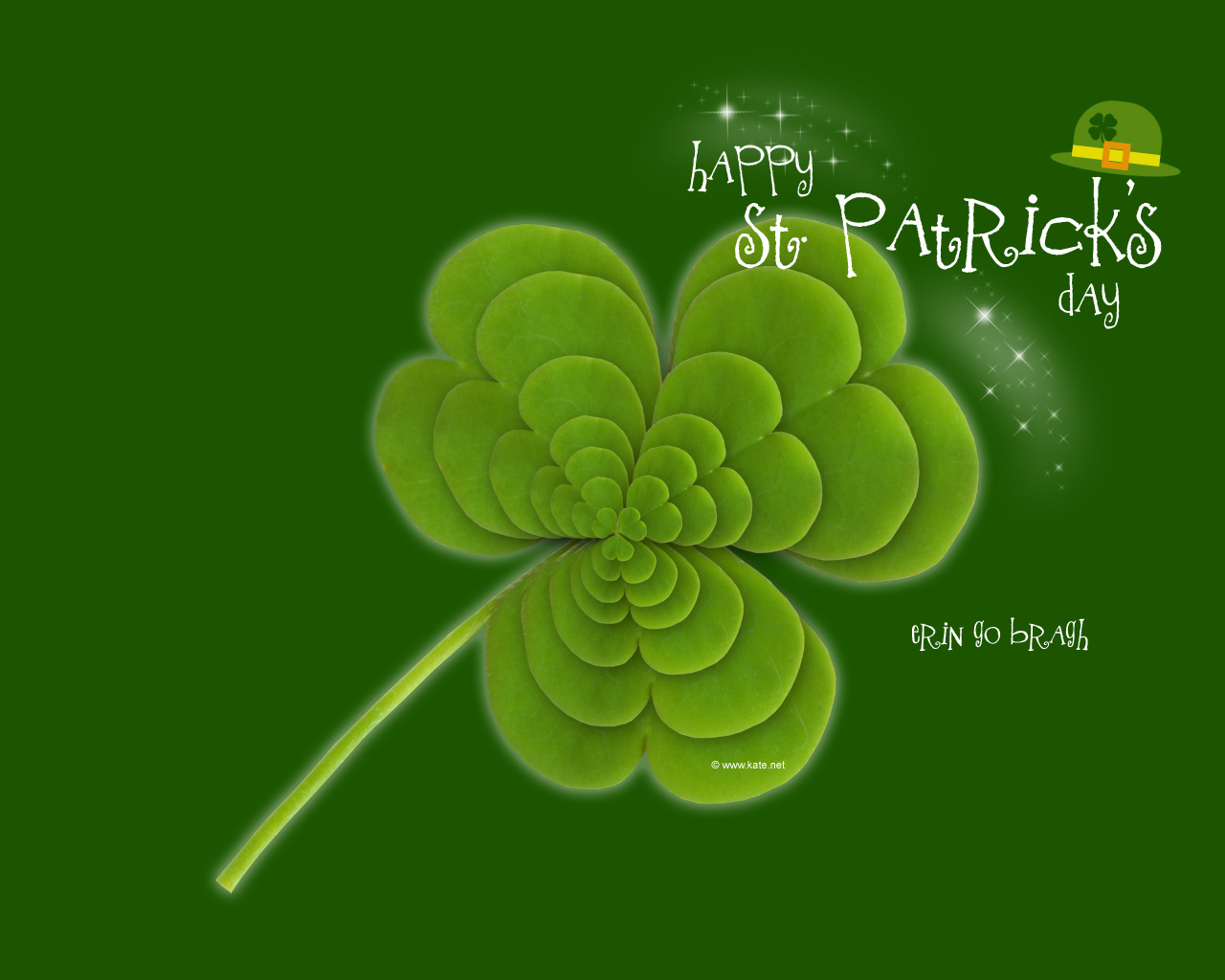 St Patricks Day Wallpapers by Katenet 1280x1024