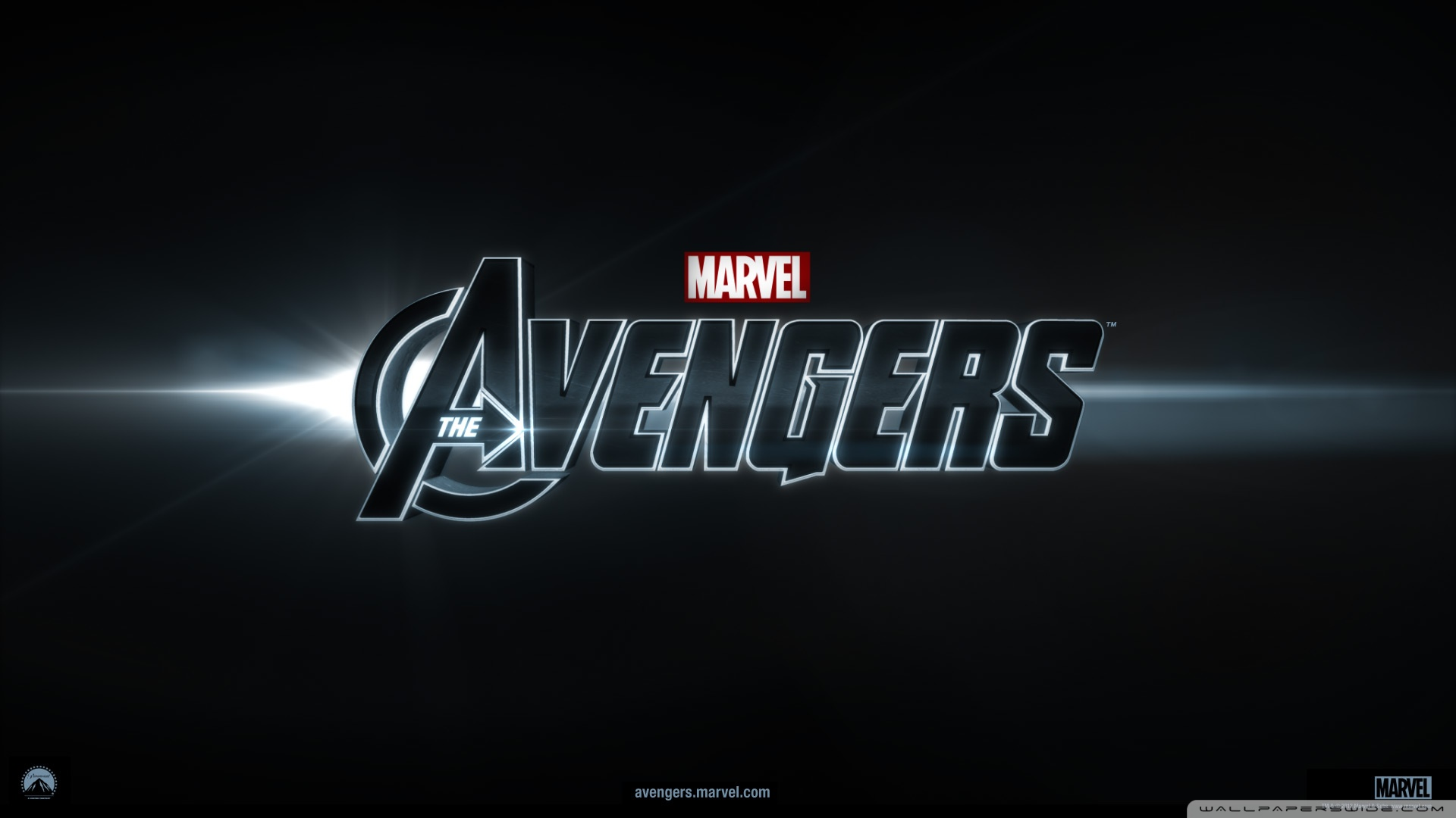 The Avengers 2012   Title Screen 4K HD Desktop Wallpaper for 1920x1080