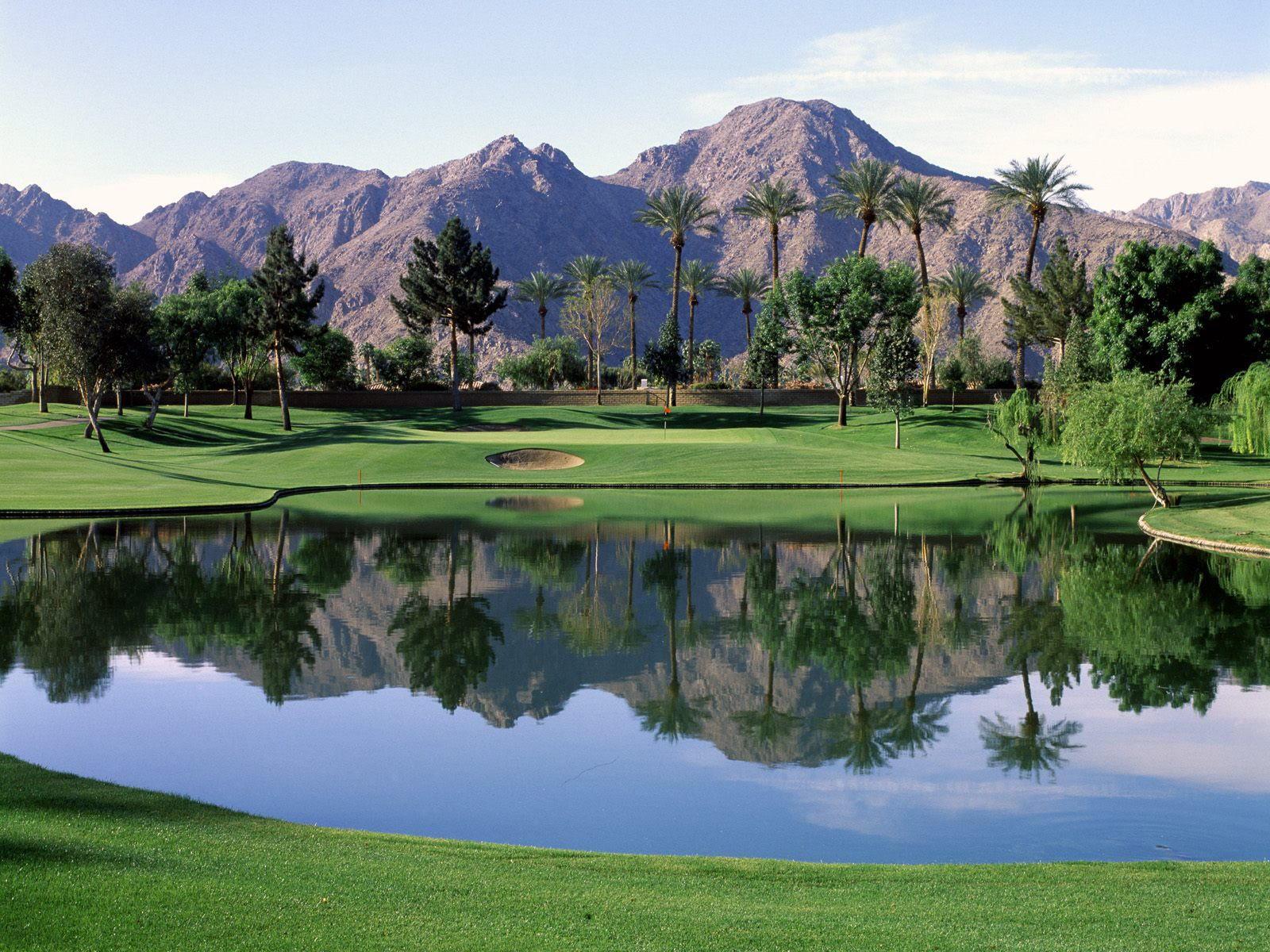 Golf Course   Wallpaper 35703 1600x1200