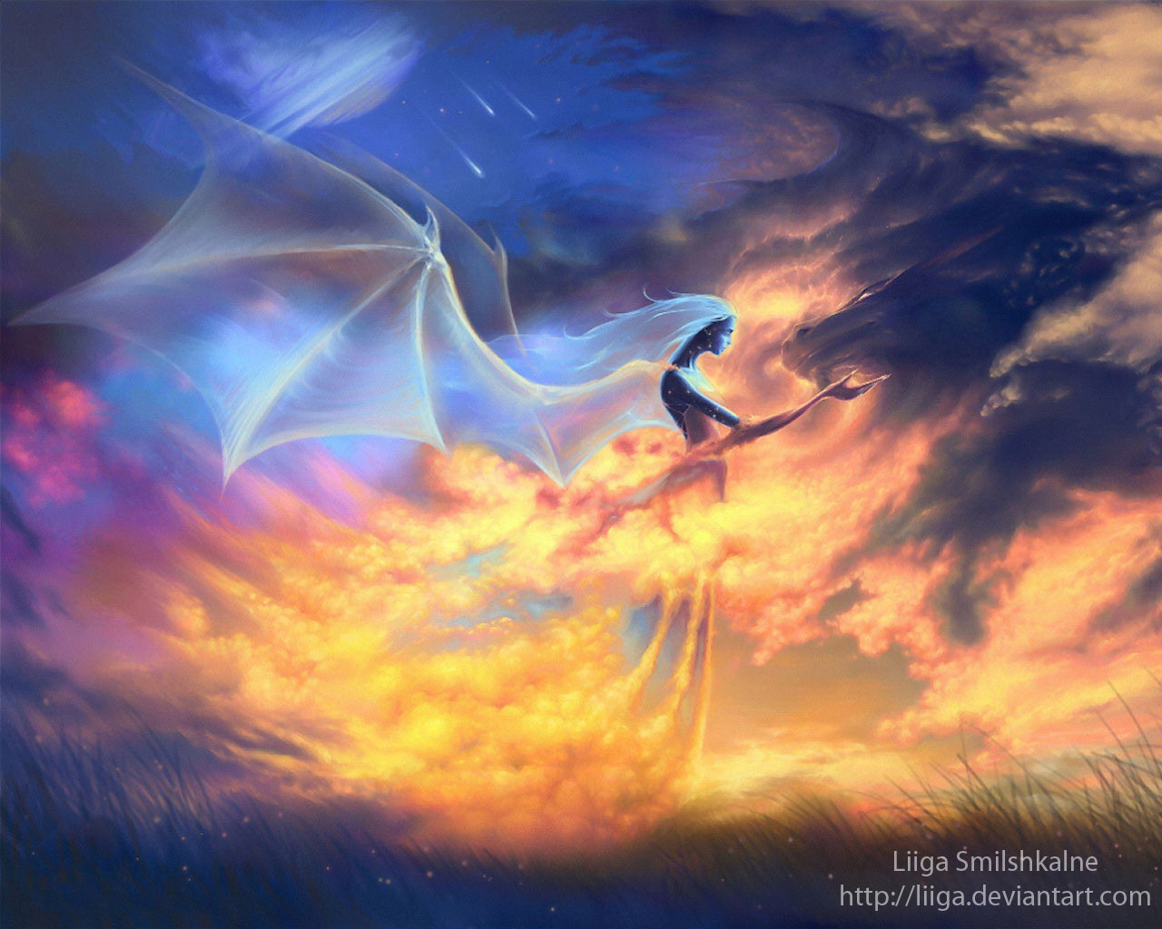 Flying Dragon Background Wallpaper Dragon Background Wallpaper 1280x1024