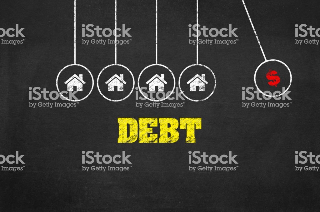 Debt Background Stock Photo   Download Image Now   iStock 1024x679