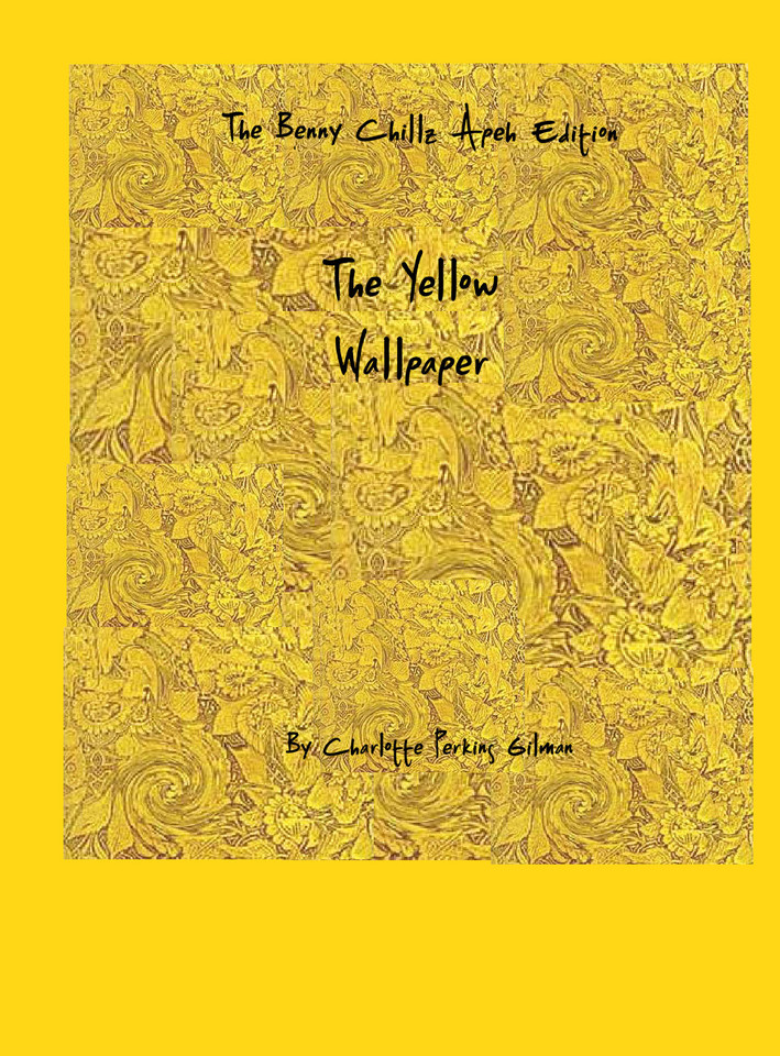 yellow wallpaper Publish with Glogster 709x960