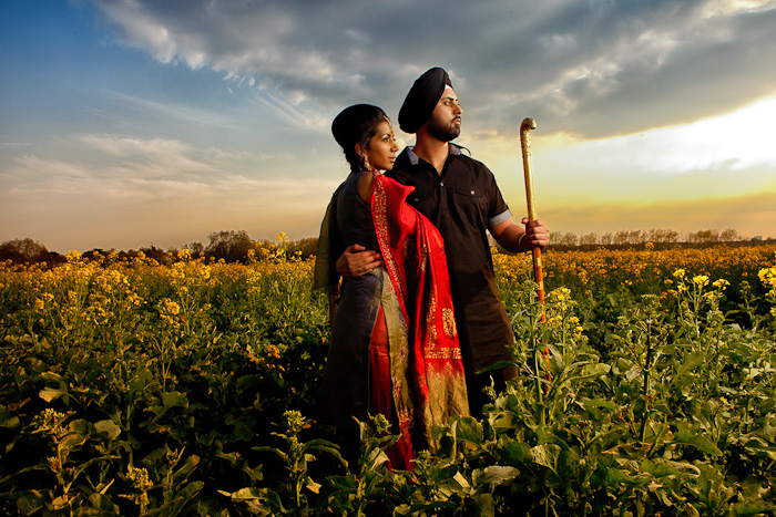 Punjabi Couple Wallpapers HD Pictures One HD Wallpaper Pictures 700x467