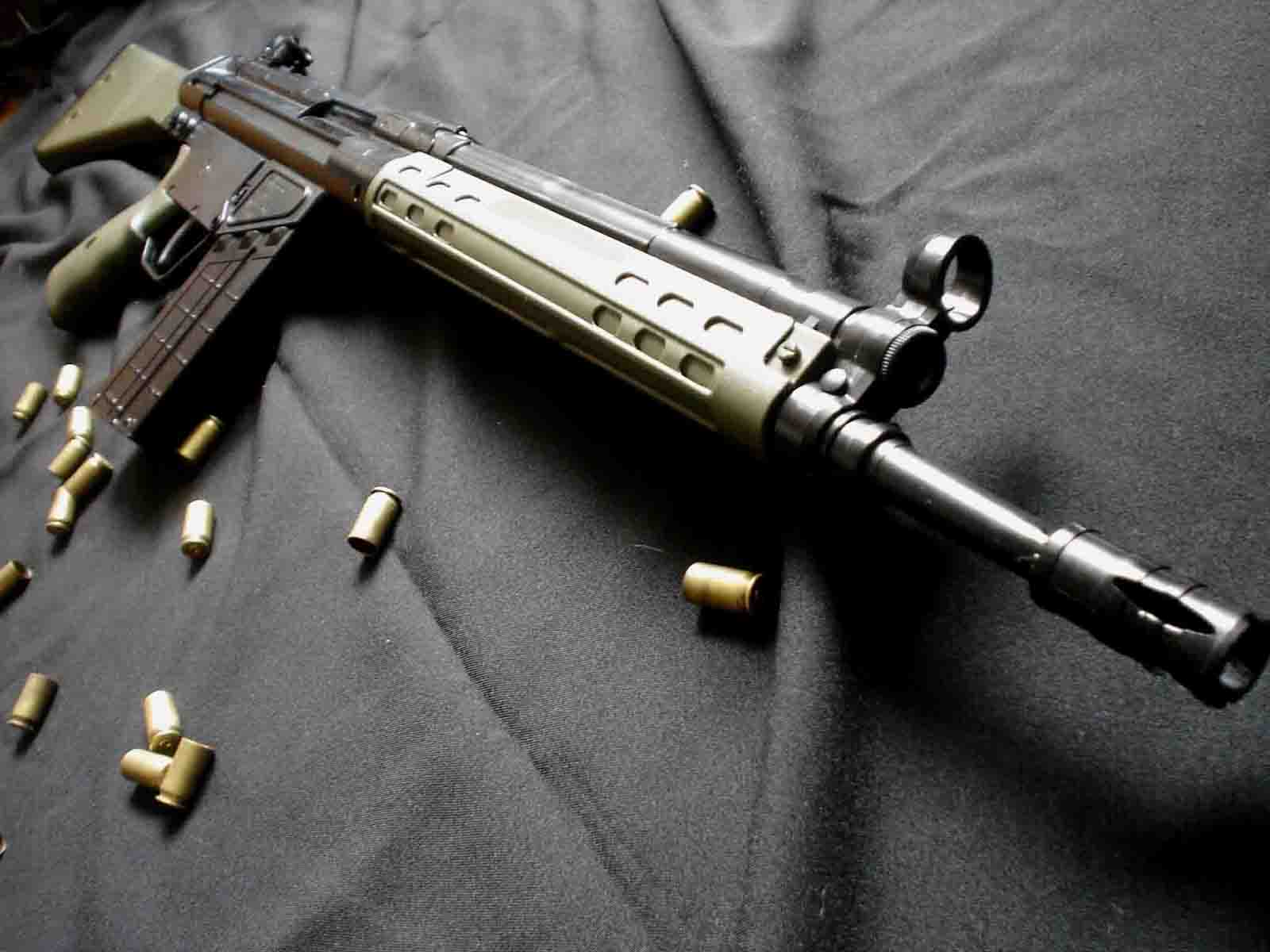 HD Rifle Wallpapers Download Wallpapers in HD for your Desktop 1600x1200