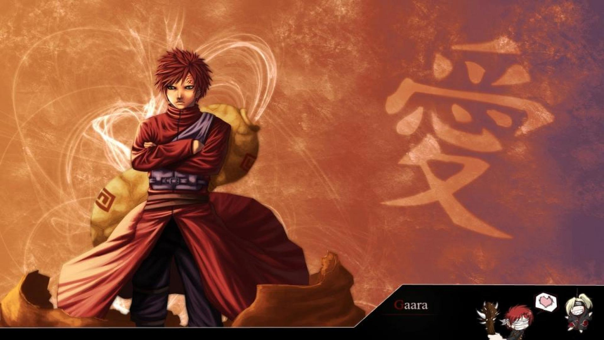GAARA WALLPAPER   6639   HD Wallpapers   [WallpapersInHQcom] 1920x1080