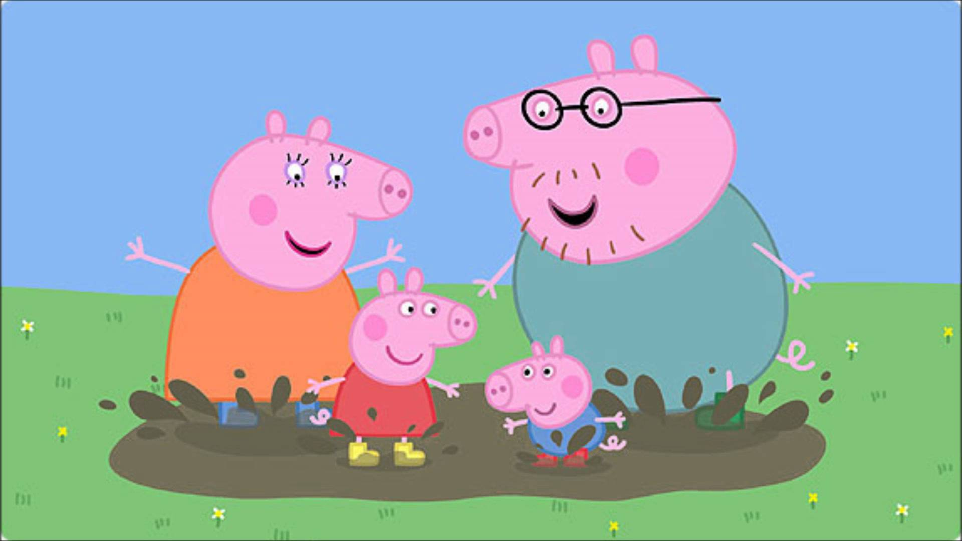 peppa pig hd wallpapers Car Pictures 1920x1080