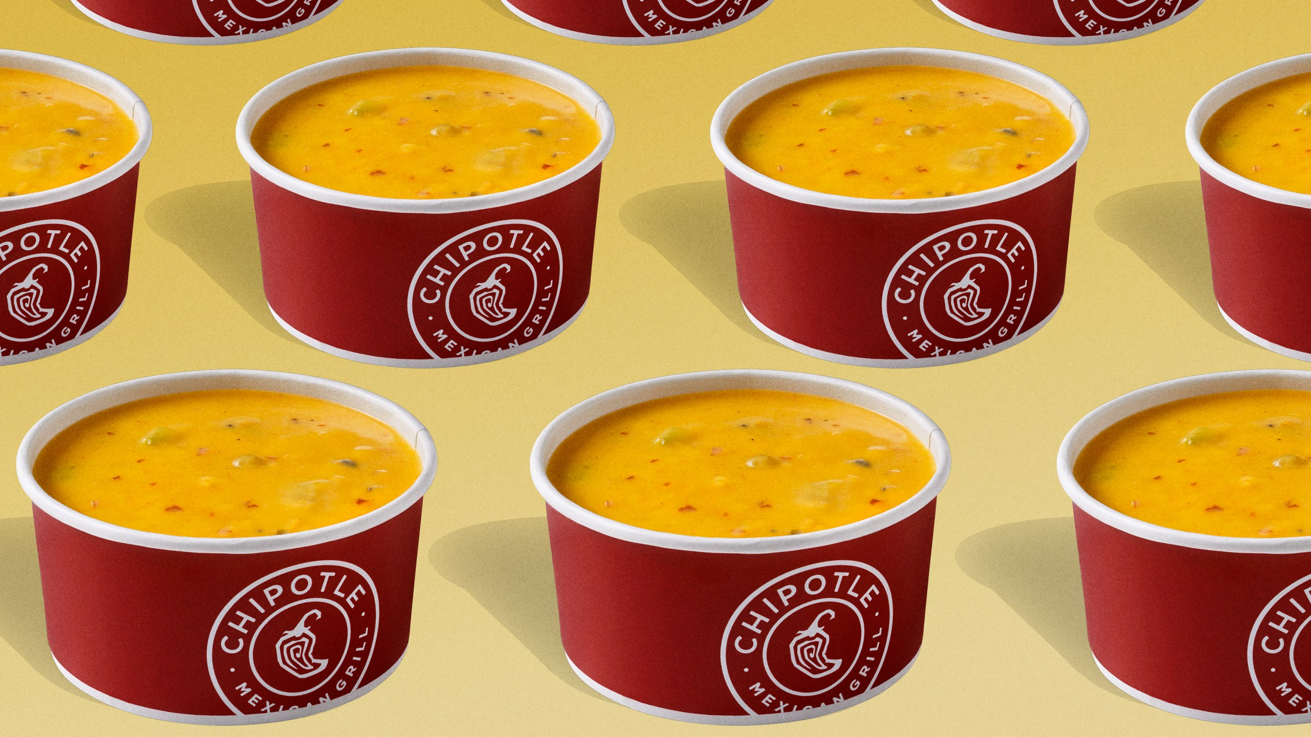 Chipotle Queso Liquid Gold or Cheesy Trash GQ 2560x1440