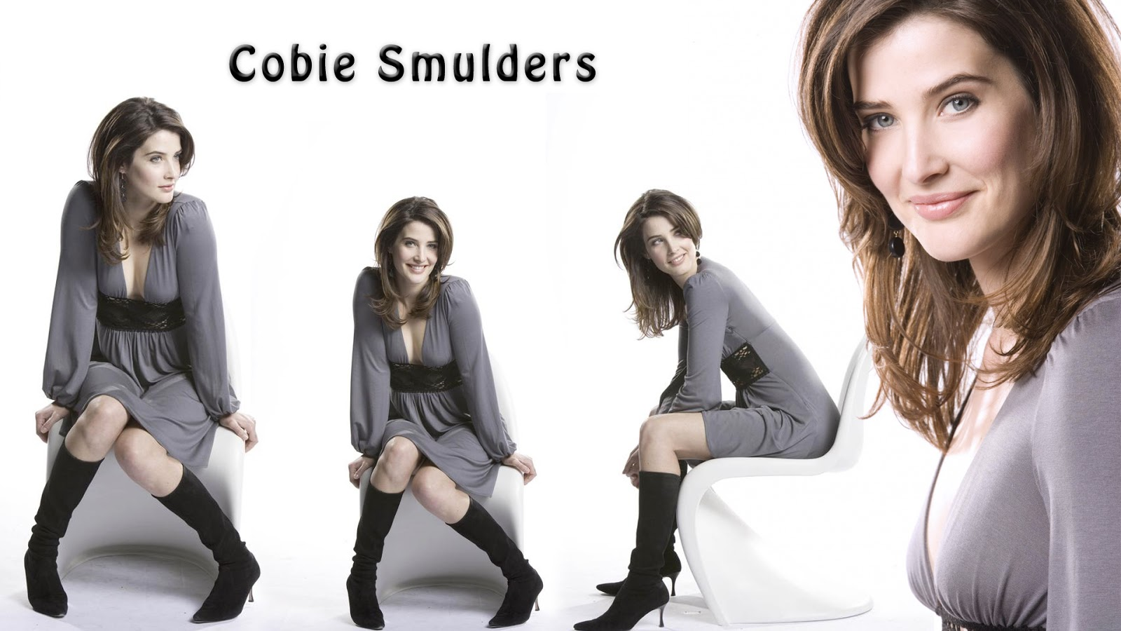 Cobie Smulders hd New Nice Wallpapers 2013 1600x900