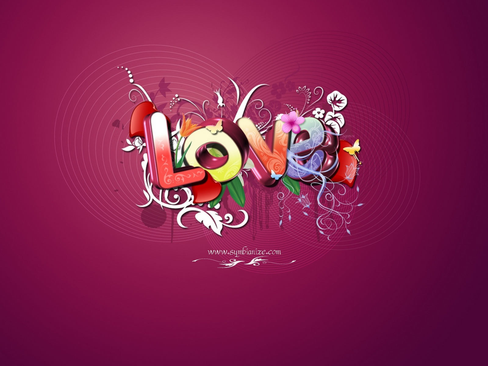 Valentines Day HD desktop backgrounds wallpapers 1600x1200