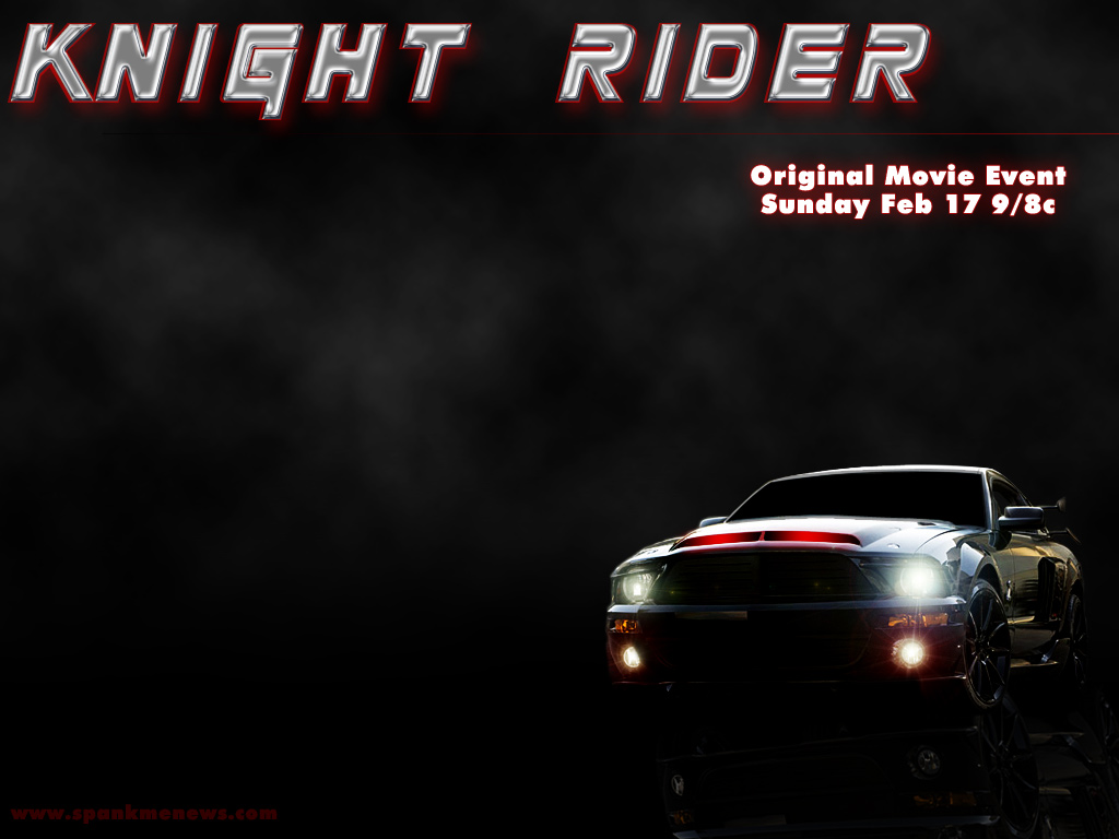 The New Knight Rider Wallpaper 2 1024x768