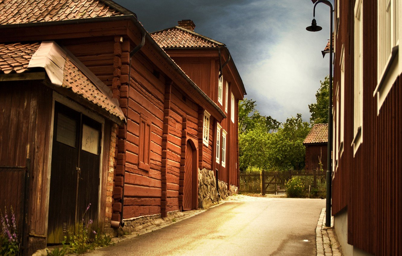 Wallpaper Home Street Old street Town Old town Old city 1332x850