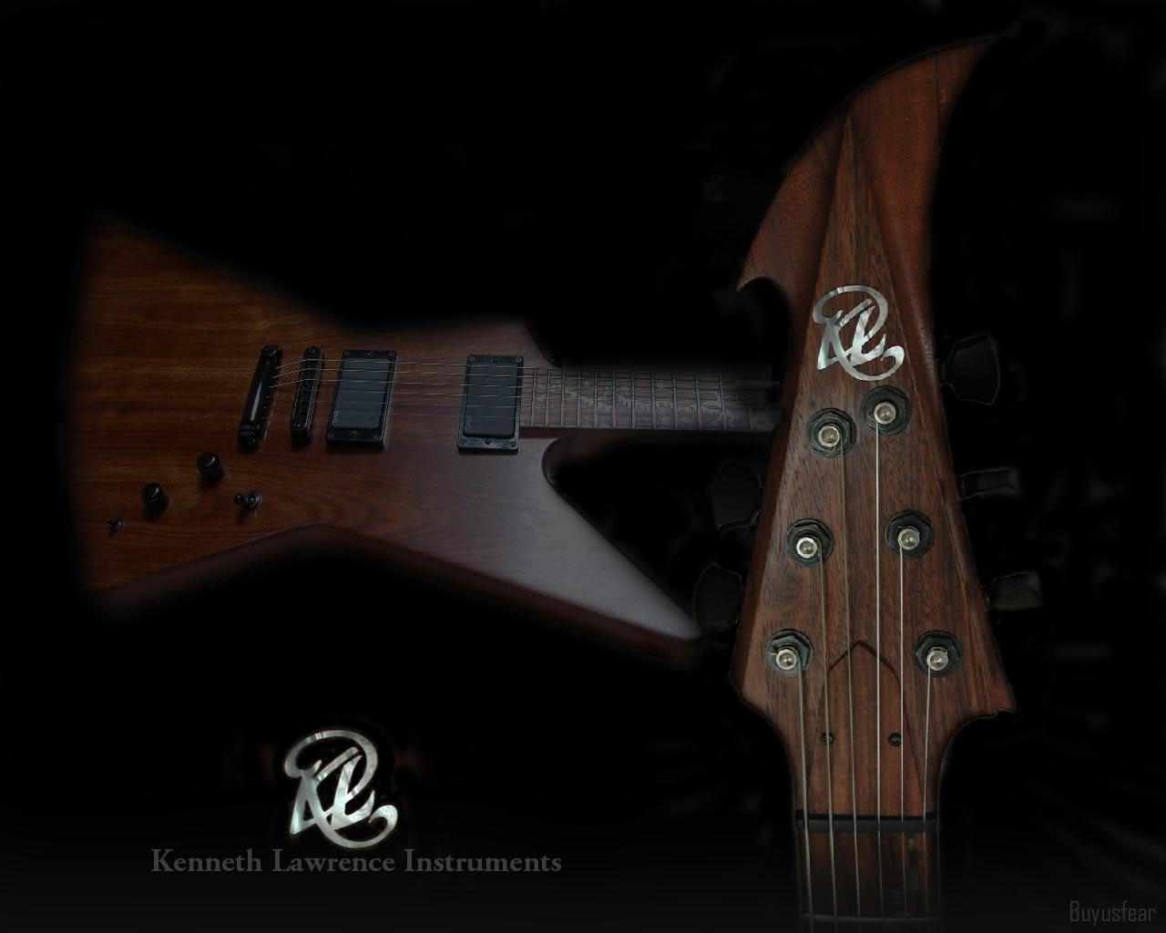 Free Download Esp Guitars Wallpaper