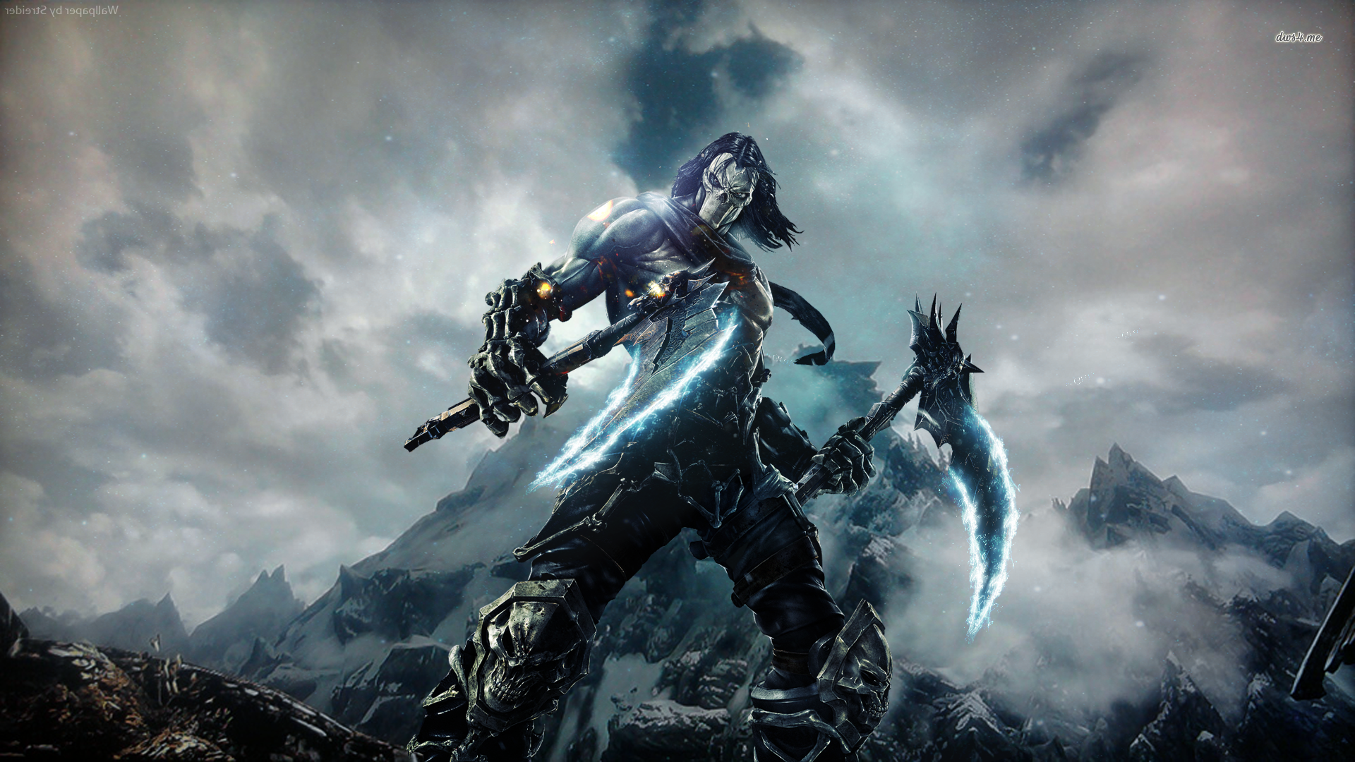 Darksiders 2 Wallpaper 1080p 1920x1080