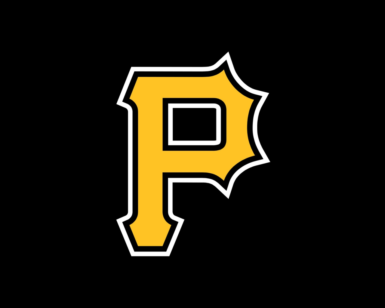 Pittsburgh Pirates Logo HD Desktop Wallpaper Background download 1280x1024