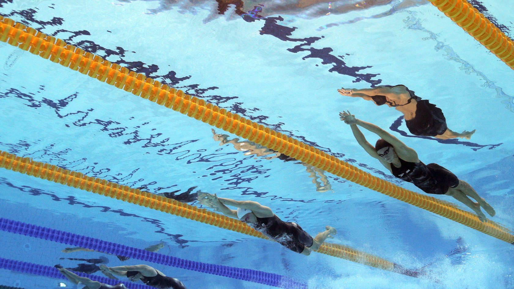 Olympic Swimming Underwater brilliant olympic swimming underwater freestyle under water shoot