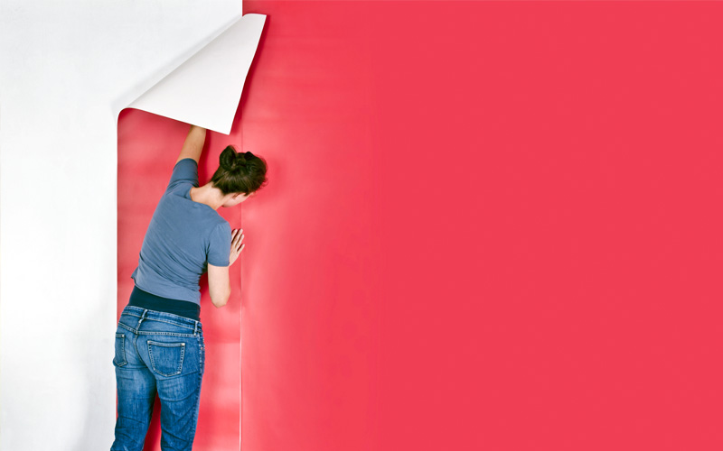 wallpapering 800x500