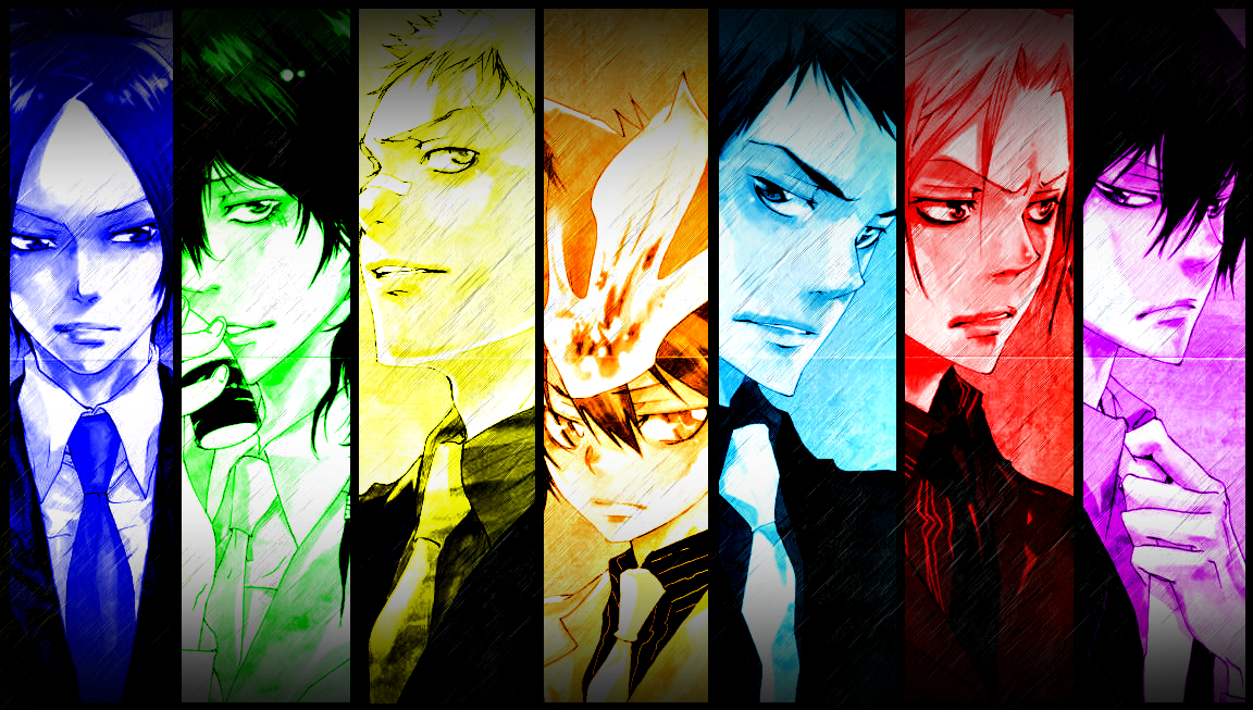 Hitman Reborn Wallpaper 2 by Binglez 1152x653