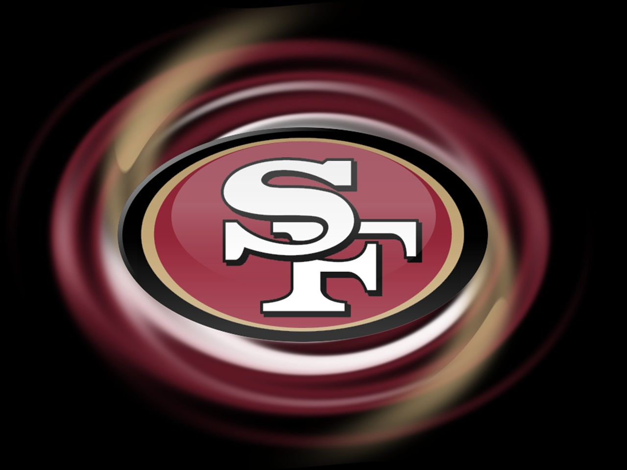 Wallpaper of the day San Francisco 49ers San Francisco 49ers 1280x960