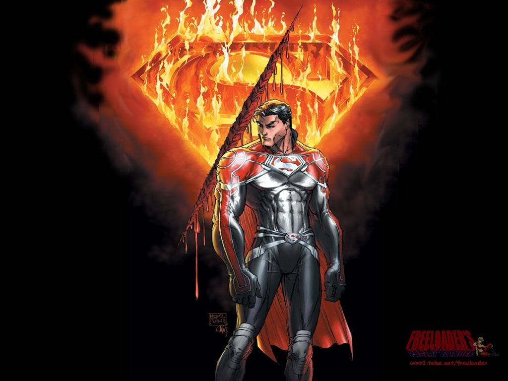 DC Comics Superman 1024x768