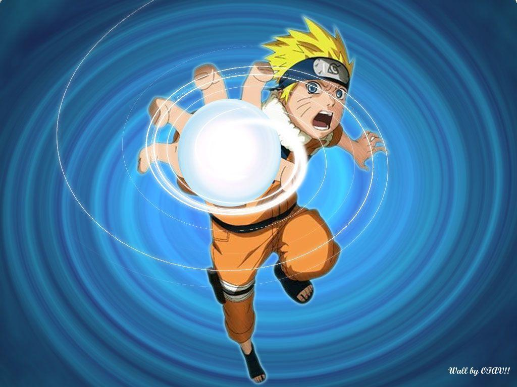 Naruto Rasengan Wallpapers 1024x768