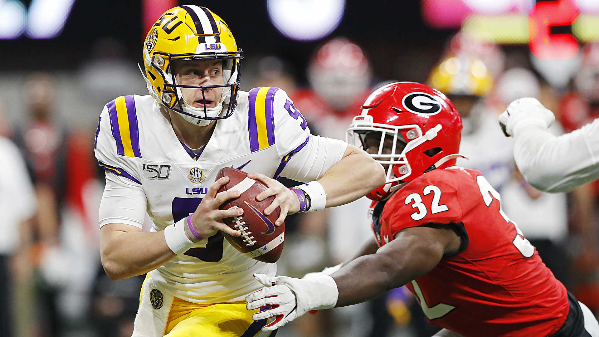LSUs Joe Burrow makes case as College Football Playoffs most 1920x1080