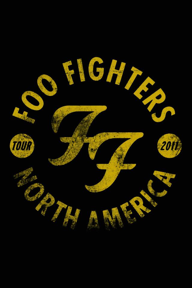 Foo Fighters 640x960
