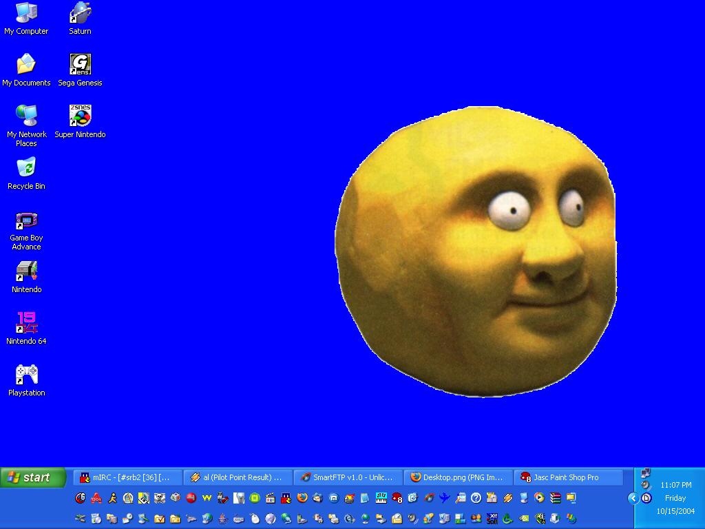 Earthbound Desktop by DJmadflava 1024x768