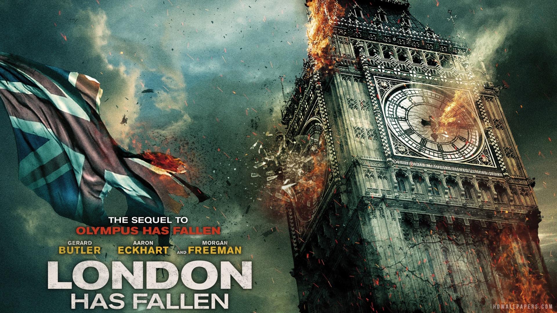 London Has Fallen Wallpaper 1920x1080