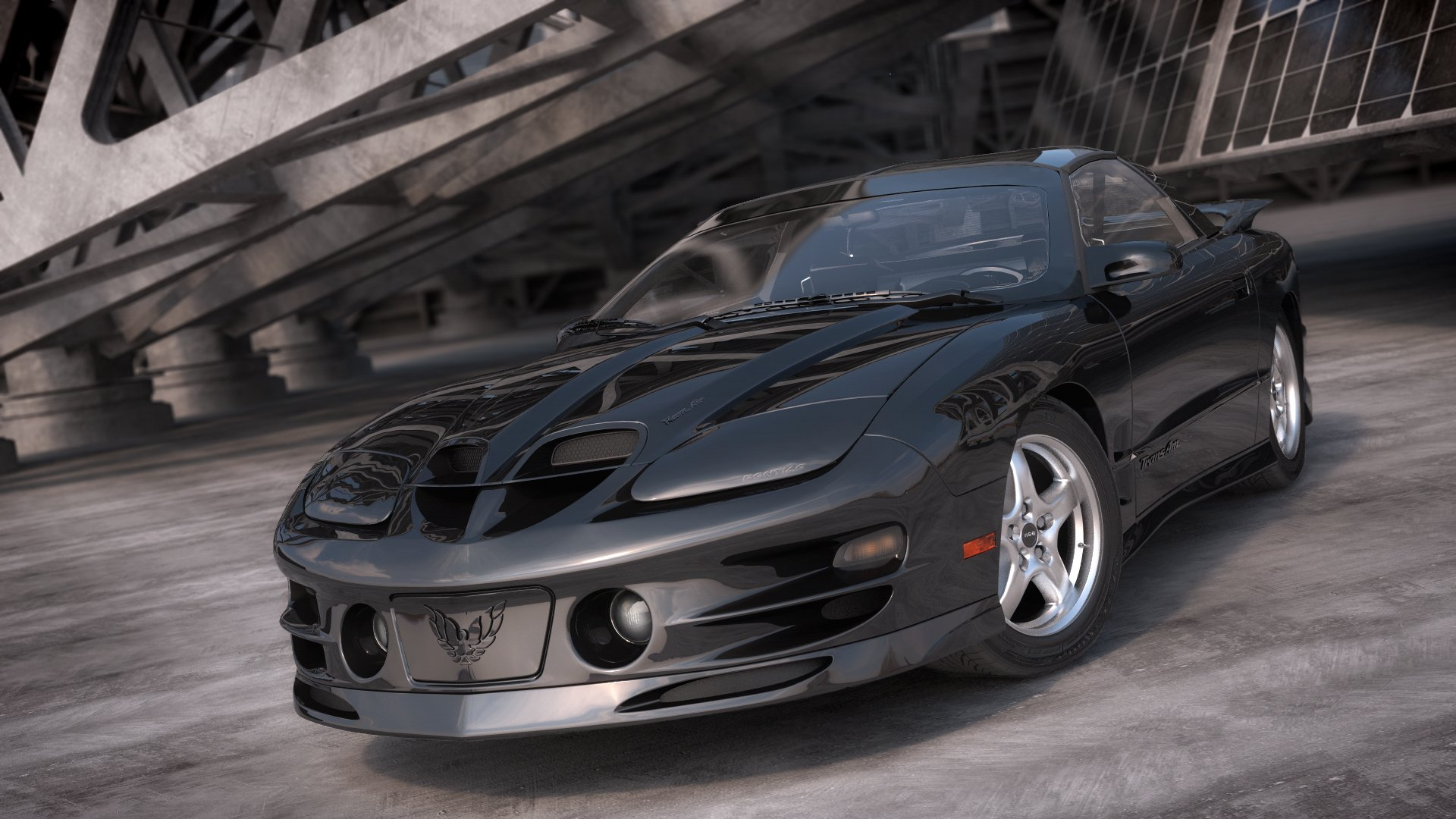 2002 Pontiac TransAm WS6 by jerry001 1920x1080