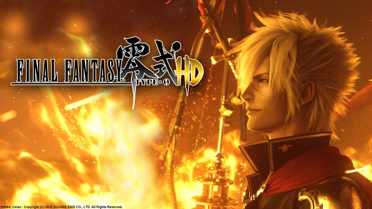 Free Download Final Fantasy Type 0 Hd By Uxianxiii 1191x670
