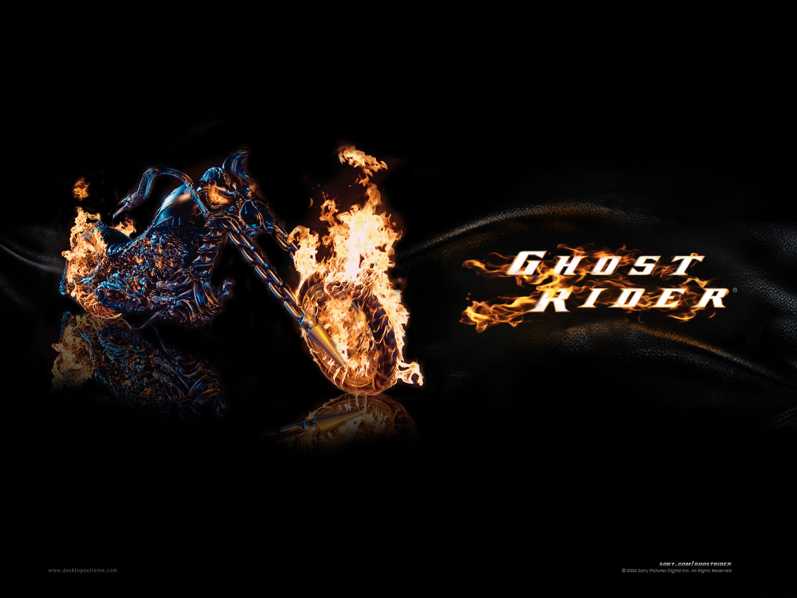 Ghost Rider Bike Exclusive HD Wallpapers 436 1600x1200