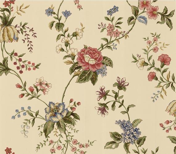 floral design wallpaper wallpapersafari