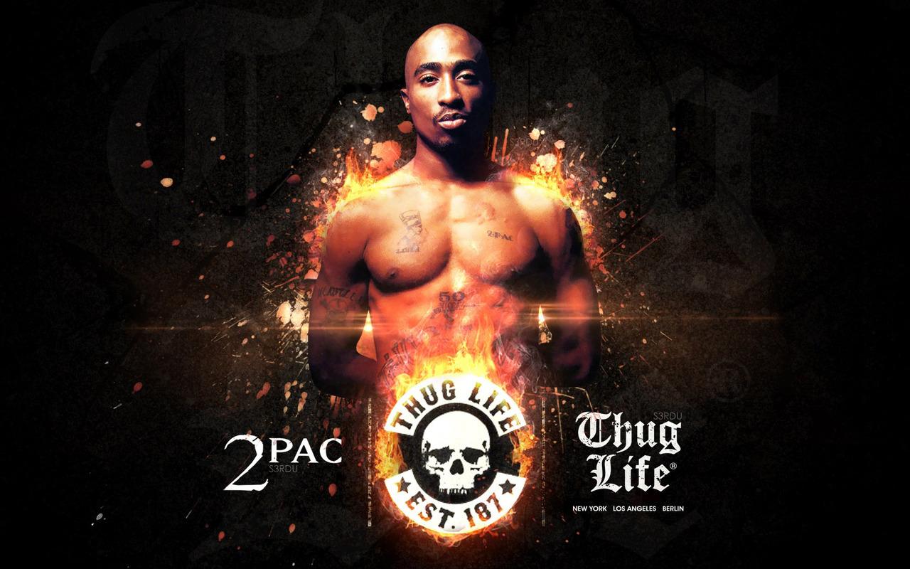 Tupac Shakur wallpaper 11339 1280x800