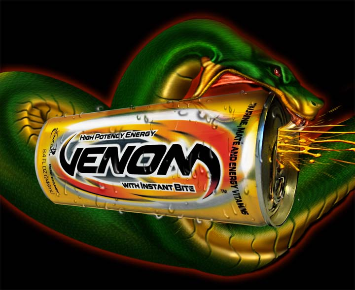 Venom energy drinks by Lvzyfer 720x589