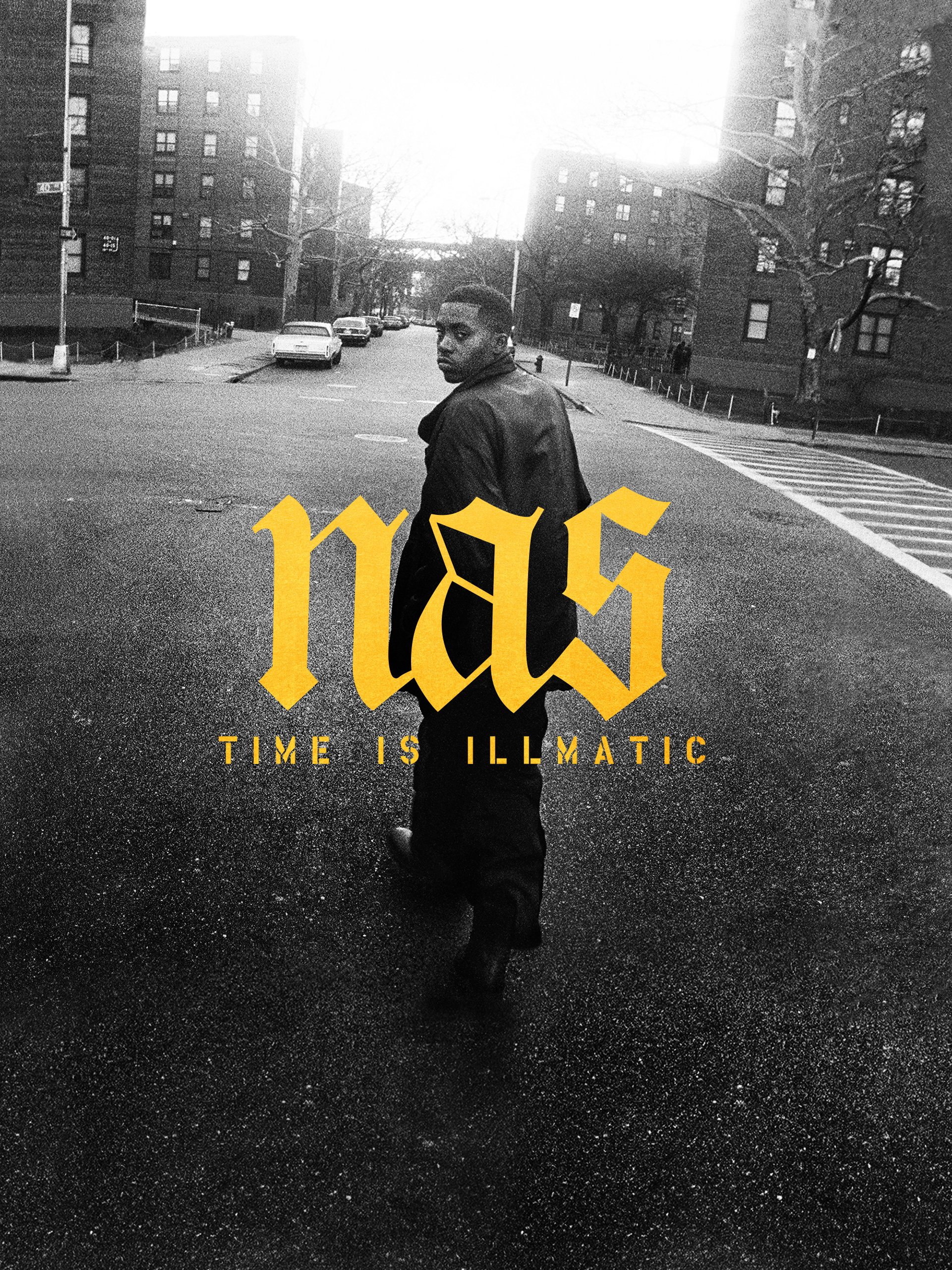 Nas Time Is Illmatic   1920x2560   Download HD Wallpaper 1920x2560