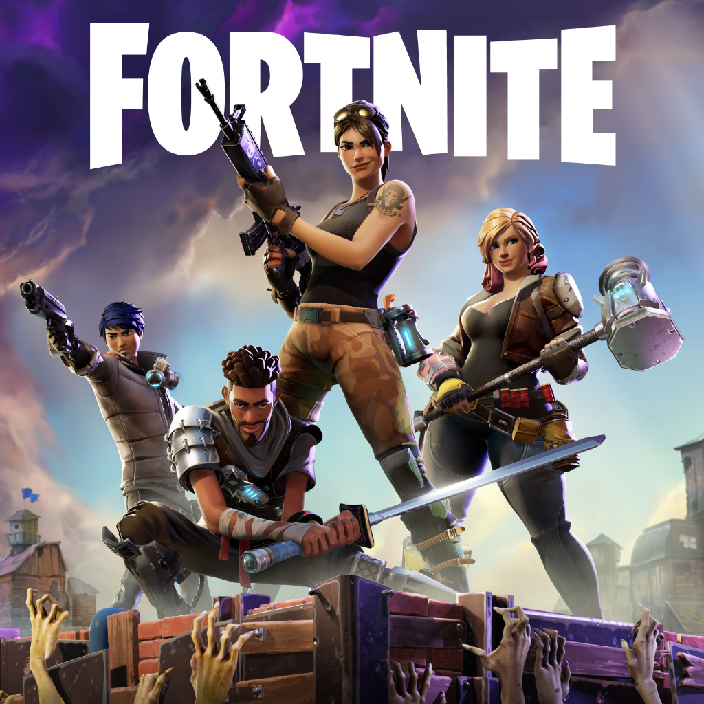 Fortnite From Epic Games Coming Next Month New Gameplay 1024x1024
