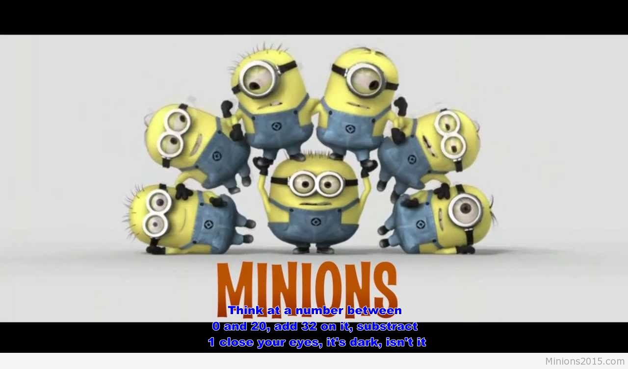 2015 minions wallpaper fun minions wallpaper minions wallpaper minions 1280x753