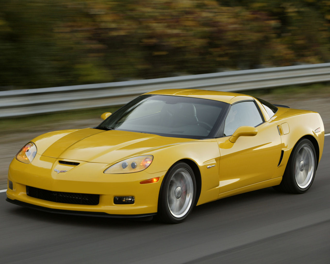 Corvette Convertible Z06 ZR1 Chevy   1280x1024 Wallpaper 1280x1024