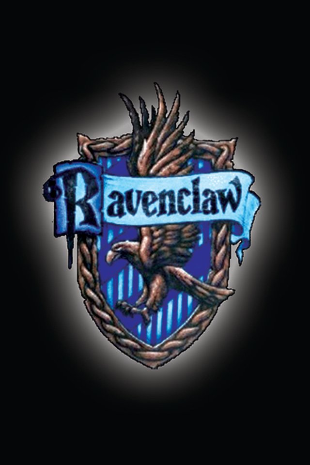Go Back Gallery For Harry Potter Iphone Wallpaper Ravenclaw 640x960