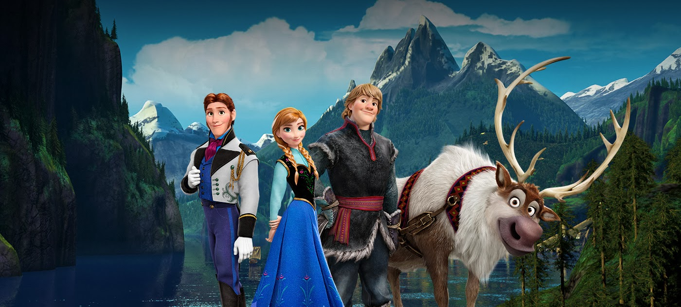 by walt disney animation studios and released by walt disney pictures 1400x632