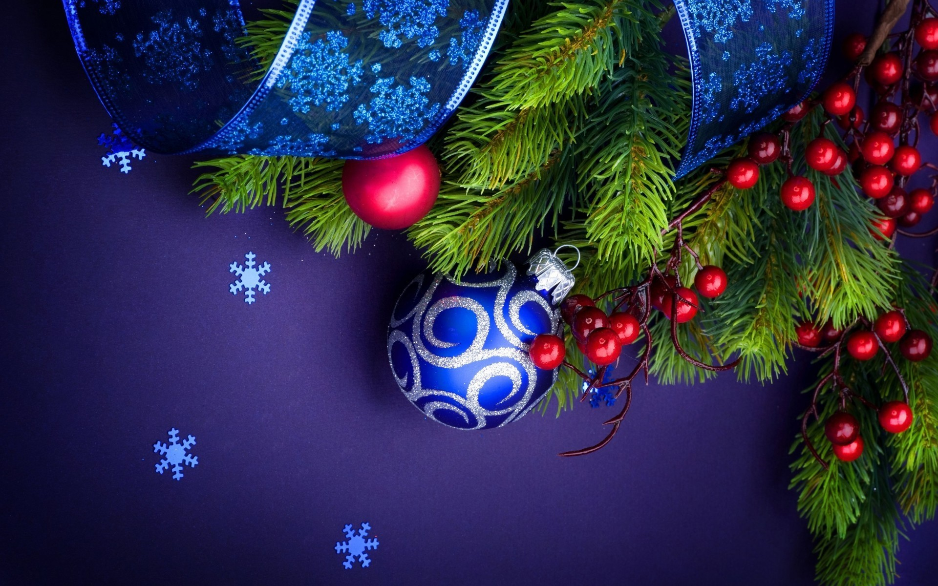 Beautiful Christmas Tree Wallpapers 7 1920x1200