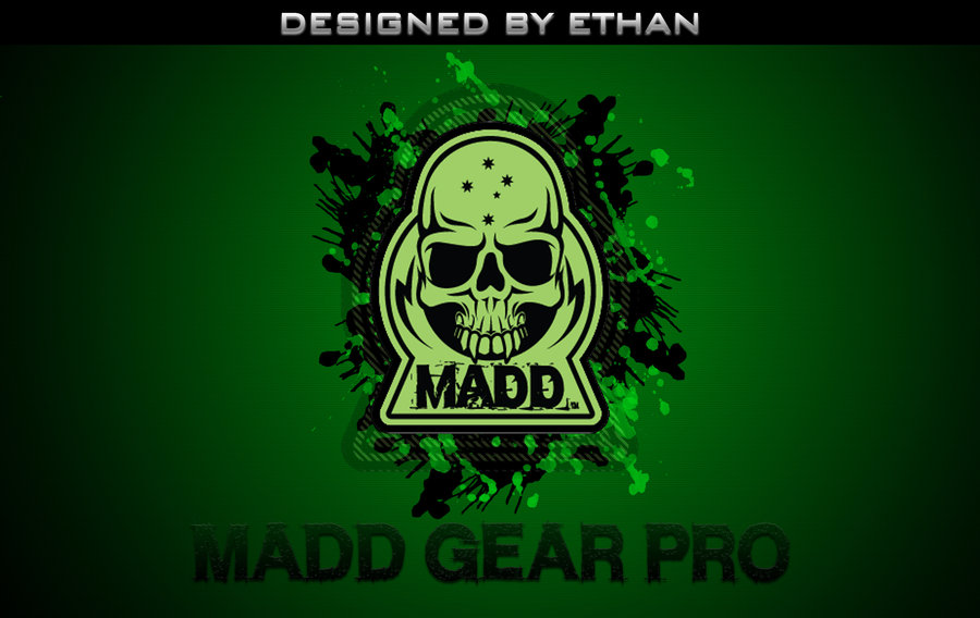 MGP   Madd Gear Pro Wallpaper by EthanDzn 900x568