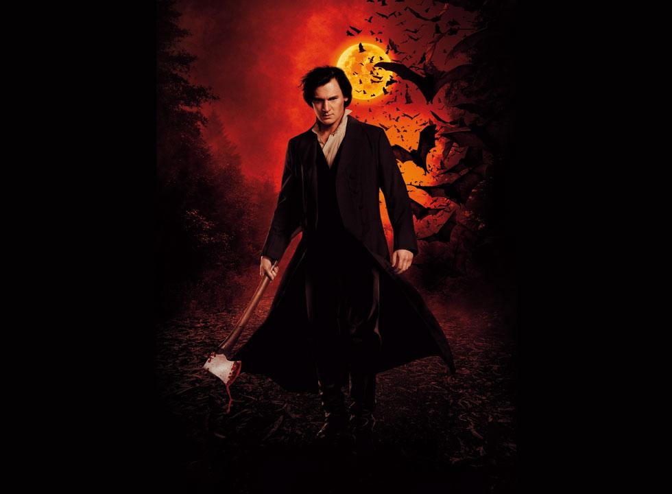 Abraham Lincoln Vampire Hunter Tagless Wallpaper 980x720