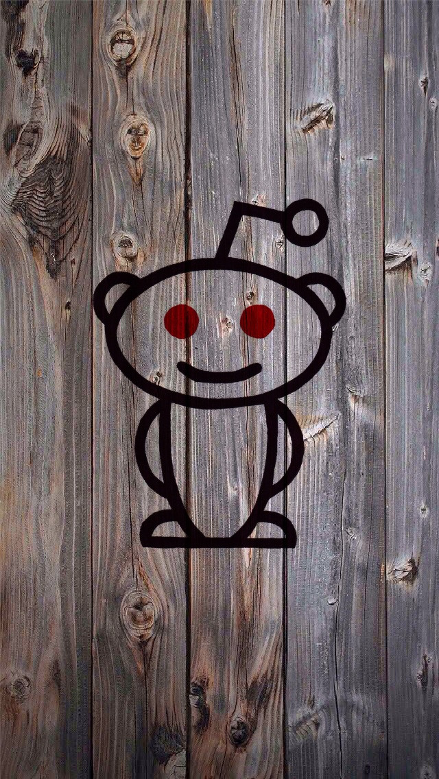 Reddit Alien IPhone 5 Wallpaper 640x1136