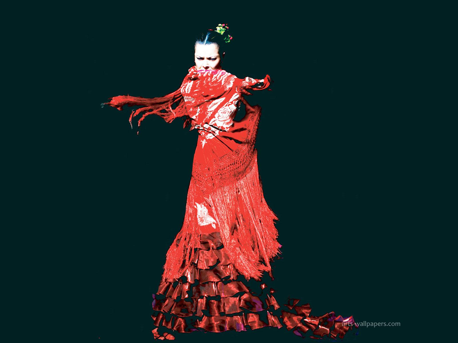 flamenco wallpaper wallpapersafari - photo #10